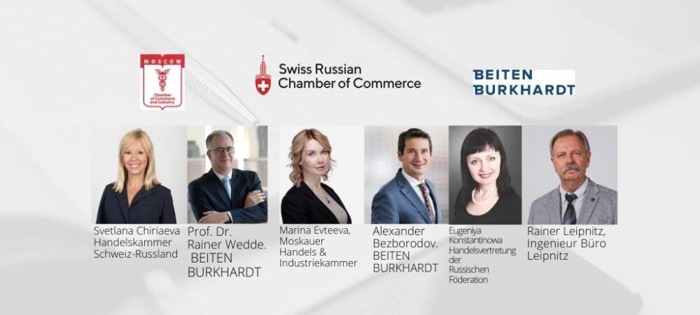 Rechtssicheres Russlandgeschäft in der Krise!
